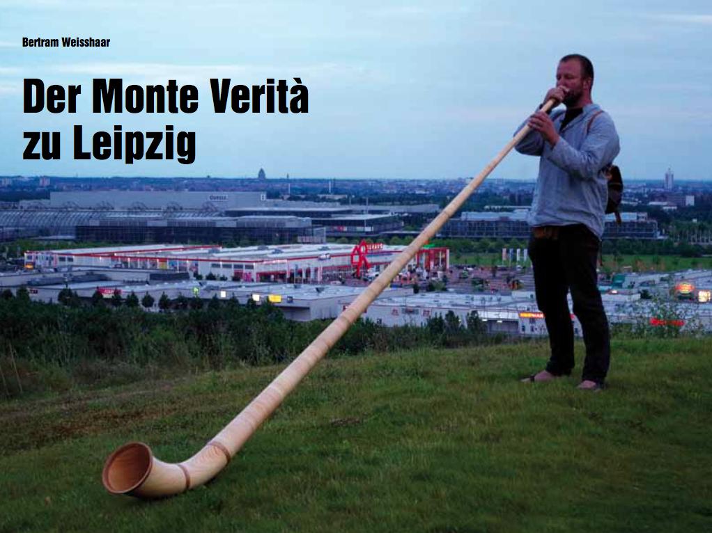 Der Monte Veritá zu Leipzig