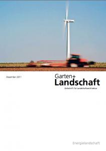 Titelseite Garten+Landschaft