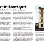 Artikel im Kreuzer Stadtmagazin; Juni 2011