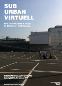Titel SUB URBAN VIRTUELL