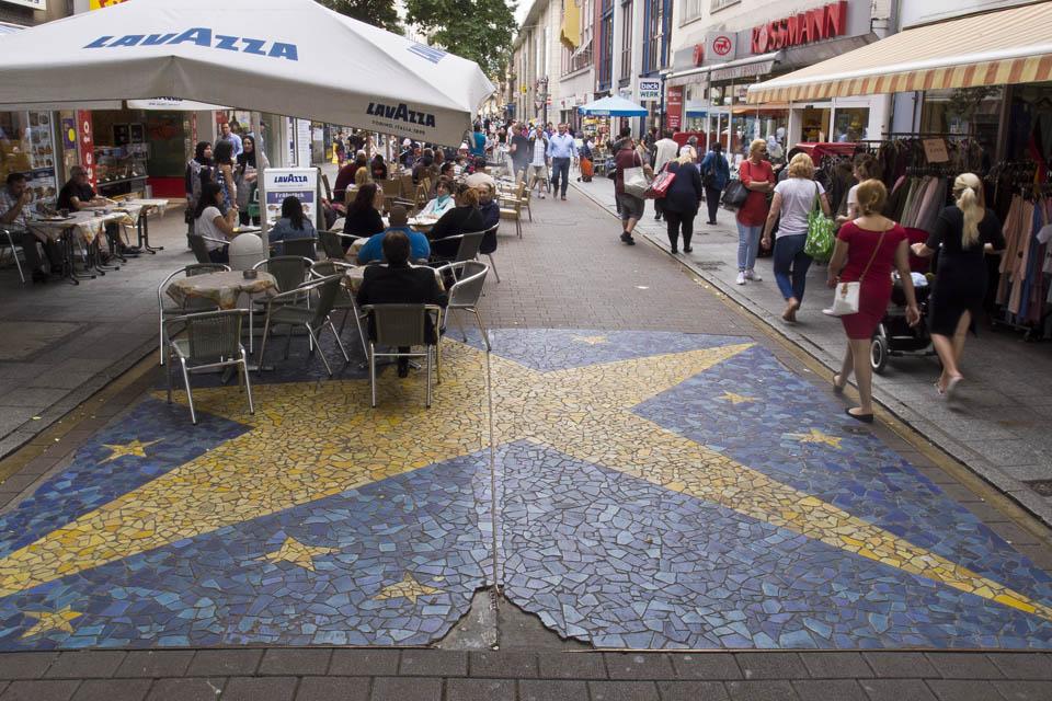 TALK WALK Frankfurt Höchst