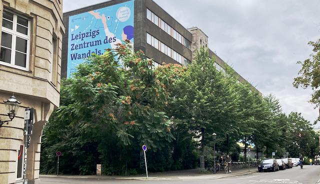 Matthäikirchhof Leipzig