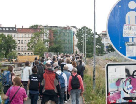 Im Gehen: TALK WALKs Live