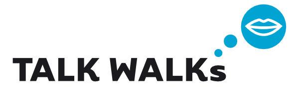 Logo TALK WALKs